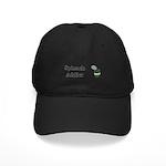 Spinach Addict Black Cap