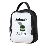 Spinach Addict Neoprene Lunch Bag