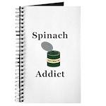 Spinach Addict Journal