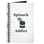 Spinach Addict Journal