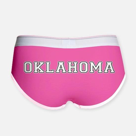 Oklahoma Women's Boy Brief