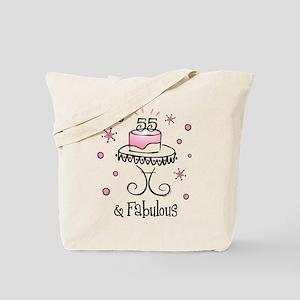 Fabulous 55 Tote Bag