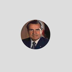 President Nixon Mini Button