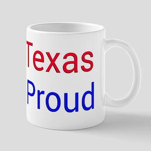 Texas Proud Mugs
