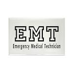 EMT Logo Rectangle Magnet (10 pack)