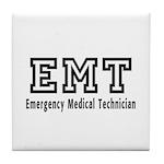 EMT Logo Tile Coaster
