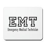 EMT Logo Mousepad