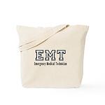 EMT Logo Tote Bag