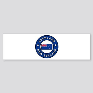 Auckland New Zealand Bumper Sticker