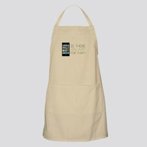 Is There an App Apron