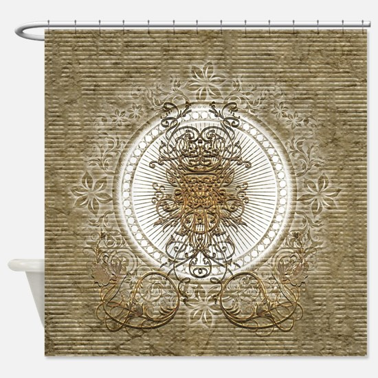 Wonderful decorative design Shower Curtain