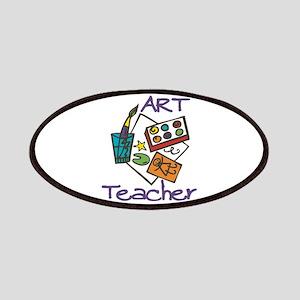 Art Teacher Patch