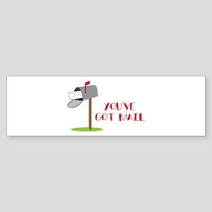 You Have Got Mail Bumper Sticker