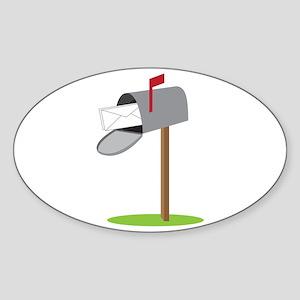 Mailbox & Letter Sticker