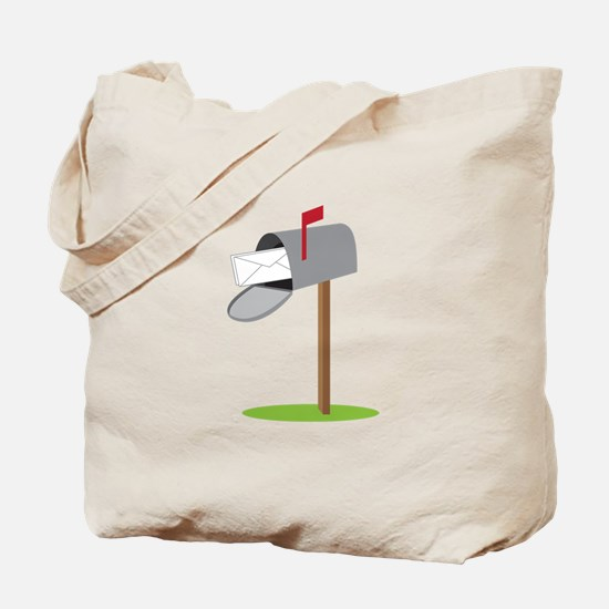 Mailbox & Letter Tote Bag