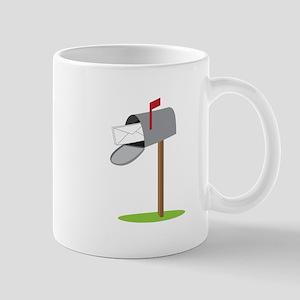 Mailbox & Letter Mugs