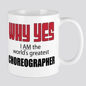 Choreographer Mugs
