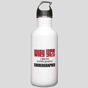 Choreographer Stainless Water Bottle 1.0L