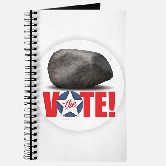 Rock the Vote! Journal