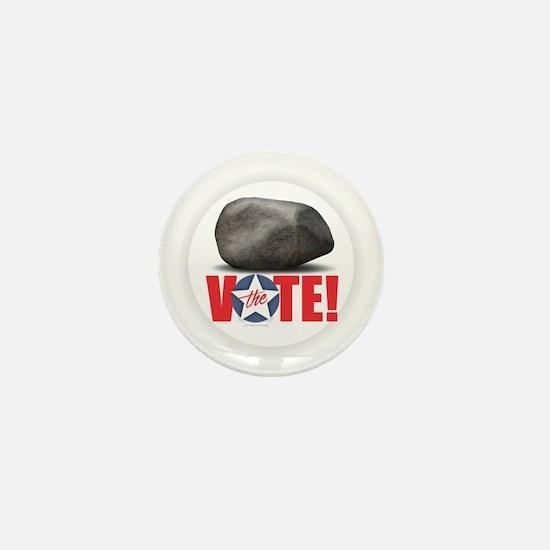 Rock the Vote! Mini Button
