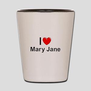 Mary Jane Shot Glass