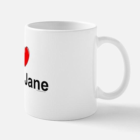 Mary Jane Mug