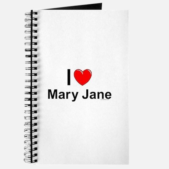 Mary Jane Journal