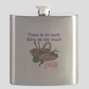 Yarn Balls Flask