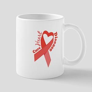 Heart Disease Mugs