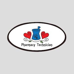 Pharmacy Technician Patch