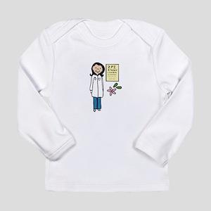 Female Doctor Long Sleeve T-Shirt