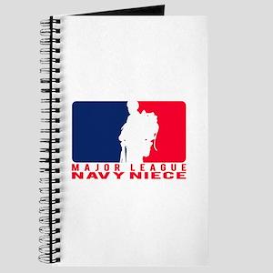 Major League Niece - NAVY Journal