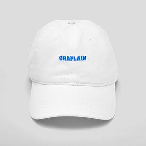 Chaplain Blue Bold Design Cap