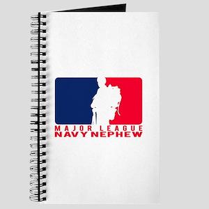 Major League Nephew - NAVY Journal