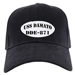 USS DAMATO Black Cap