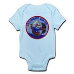 USS DAMATO Infant Bodysuit
