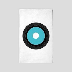 Record Area Rug
