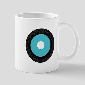 Record Mugs