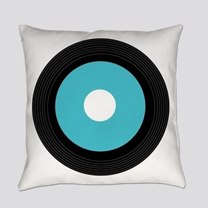 Record Everyday Pillow