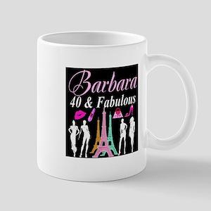 40TH PARIS GIRL Mug