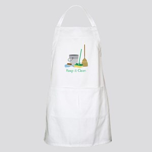 Keep it Clean Apron