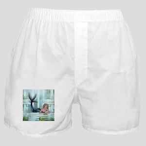 MERMAID PALACE Boxer Shorts