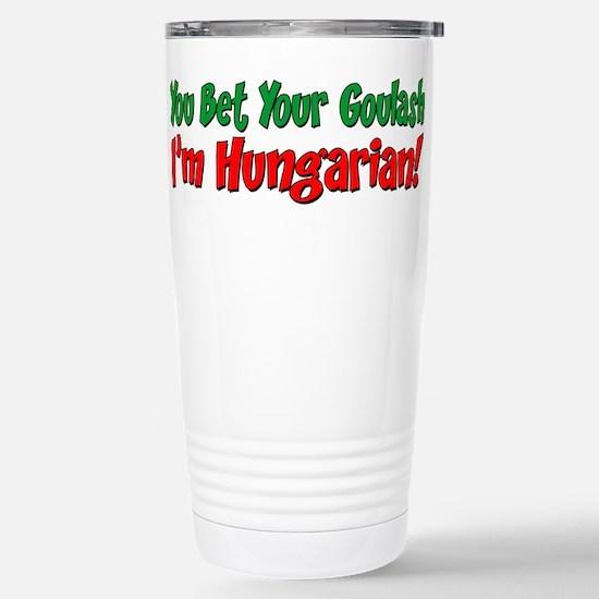 Bet Your Goulash Hungarian Mugs