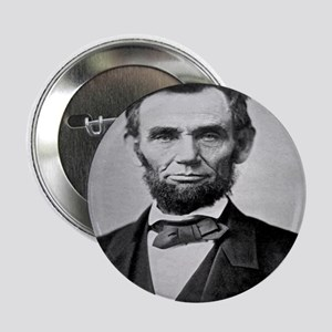 """Abraham Lincoln 2.25"""" Button (10 pack)"""