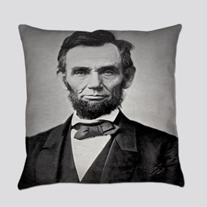 Abraham Lincoln Everyday Pillow