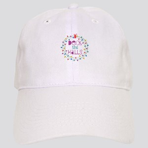 Deck The Halls Baseball Cap