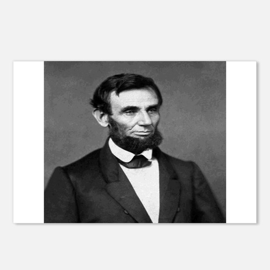 President Abraham Lincoln Postcards (Package of 8)