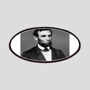 President Abraham Lincoln Patch