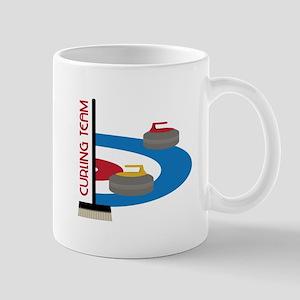 Curling Team Mugs