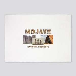 ABH Mojave National Preserve 5'x7'Area Rug